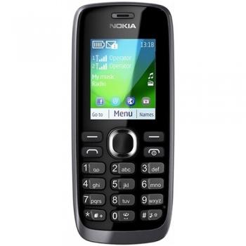 Telefon Mobil Nokia 112 Dark Grey Dual SIM NOK112DG