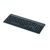 KB410 value keyboard USB black, USA layout on 105 keys, 1,8 m cable.