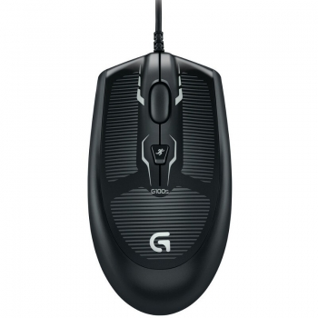 Mouse Logitech G100s Gaming Optic 4 Butoane 2500dpi USB 910-003538