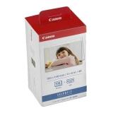Cartus Cerneala Canon KP-108IN Color 3 Bucati+Hartie Fotografica for CP 100, CP 400, CP 750 AJ3115B001AA
