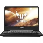 Laptop ASUS Gaming 15.6'' TUF FX505DT, FHD, Procesor AMD Ryzen™ 5 3550H (4M Cache, up to 3.70 GHz), 8GB DDR4, 512GB SSD, GeForce GTX 1650 4GB, No OS, Stealth Black