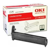 Unitate Cilindru Oki 43870008 Black 20000 Pagini for C5650N, C5750N