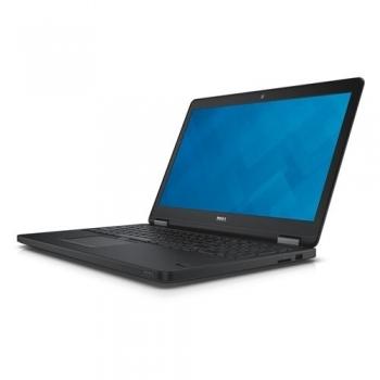 """Laptop Dell Latitude E5550, 15.6"""" FHD (1920x1080) Anti-Glare LCD, Intel Core i7-5600U (2.6 GHz 4M Cache), video integrat Intel HD Graphics 5500, RAM 8GB DDR3L 1600MHz (1x8GB), HDD 1TB 5400rpm, no ODD, Boxe stereo 2* 1W, Hd-720p webcam + mic, Intel Du"""