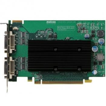 Placa Video Matrox M9120 512MB DDR2 PCI-E x16 2x DVI M9120-E512F