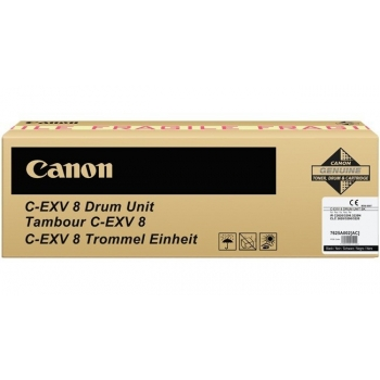 Unitate Cilindru Canon C-EXV8 Black 40000 Pagini for CLC 2620, CLC 3200, CLC 3220, IR C2620, IR C2620N, IR C3200, IR C3200N, IR C3220, IR C3220N, IR C3320, IR C3320N CF7625A002AA