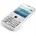 Telefon Mobil Samsung Chat S3572 Ceramic White Dual Sim qwerty WiFi SAMS3572WHT