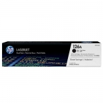 Pachet Cartus Toner HP Nr. 126A 2 Bucati Black 2 x 1200 Pagini for LaserJet Pro CP1025, LaserJet Pro CP1025NW CE310AD