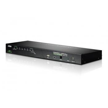 Switch KVM on the NET Aten CS1708i 8 porturi PS/2-USB CS1708I-AT-G