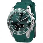 Ceas SmartWatch MyKronoz ZeClock Green KRZECLOCK-GREEN