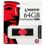 Memorie USB Kingston DataTraveler 64GB USB 3.1 DT106/64GB