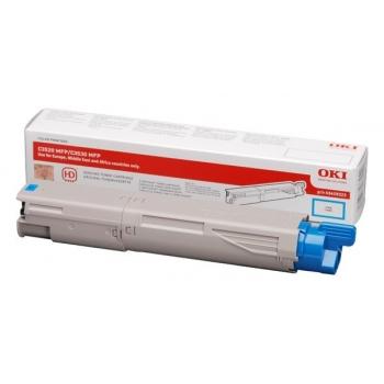 Cartus Toner Oki 43459371 Cyan 2500 Pagini for C3520MFP, C3530MFP