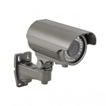 "Camera de supraveghere MTI HQ-W2008II CCD II Sony 1/3"" 600 LTV varifocala 4-9mm Bullet"