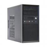 Carcasa Mini Tower Chieftec Mesh Sursa 350W 2x USB2.0 1x USB3.0 2x jack 3.5mm CT-01B-350GPB
