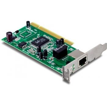 Placa de retea TRENDnet TEG-PCITXRL 1xRJ-45 10/100/1000Mbps PCI