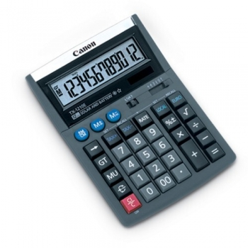 Calculator de birou Canon TX-1210E 12 Digit Dual Power BEE13-0840210