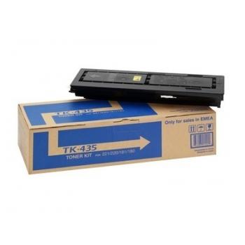 Cartus Toner Kyocera TK-435 Black 15000 Pagini for Taskalfa 180, 181, 220, 221
