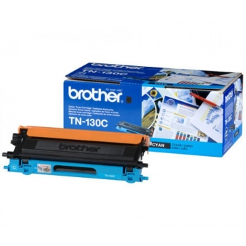 Cartus Toner Brother TN130C Cyan 1500 Pagini for DCP-9040CN, DCP-9042CDN, DCP-9045CDN, HL-4040CN, HL-4050CDN, HL-4070CDW, MFC-9440CN, MFC-9450CDN, MFC-9840CDW