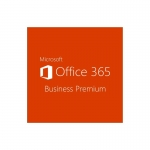 Microsoft Office 365 Business Premium 1 user 5 PC 1 an OLP NL Qualified 9F4-00003