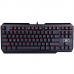 Tastatura Mecanica Redragon Usas Black Rrezistenta la apa iluminare LED rosie 12 taste multimedia USB K553-BK