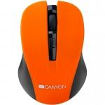 Mouse Wireless Canyon Optic 3 butoane 1200dpi Orange CNE-CMSW1O