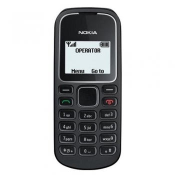 Telefon Mobil Nokia 1280 Black NOK1280