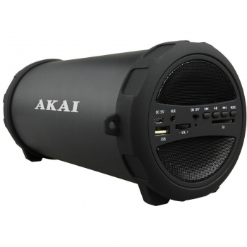 Boxa Portabila Akai ABTS-11B Bluetooth Radio FM