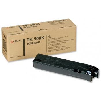 Cartus Toner Kyocera TK-500K Black 8000 Pagini for Kyocera Mita FS-C5016N