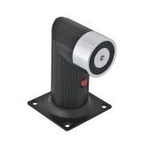 Electromagnet de retinere usa deschisa YD-606 Retentie 50kgf buton de deblocare, montare pe perete sau podea