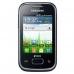 "Telefon Mobil Samsung Galaxy Pocket S5302 Duos Black Dual SIM S5302 2.8"" 240 x 320 ARM 11 832 MHz memorie interna 3GB Camera Foto 3.15MPx Android v2.3 SAMS5302BLK"