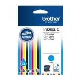 LC-525XLC - High Yield Cyan Ink Cartridge (~1300 pag) DCPJ100/DCPJ105/MFCJ200