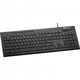 Tastatura Slim Canyon Iluminata 104 taste USB CNS-HKB2-US