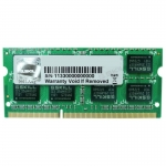 Memorie RAM Laptop SO-DIMM G.SKILL 4GB DDR3L 1600MHz CL11 F3-1600C11S-4GSL