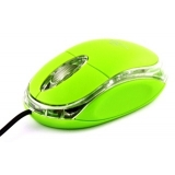 Mouse Titanum TM102G optic 3 butoane 1000dpi USB Green 5901299901649