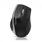 Mouse Canyon CNR-MSO01 Optic 3 Butoane 800 DPI USB Black/Silver CNR-MSO01S
