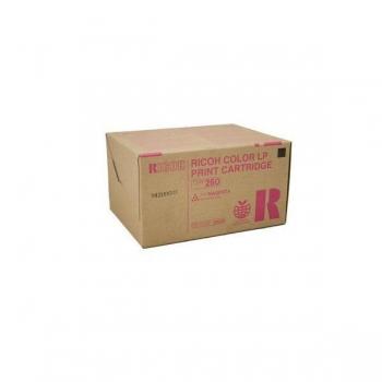 Cartus Toner Ricoh Type 260 Magenta 10000 pagini for Aficio CL 7200, Aficio CL 7300D 888448