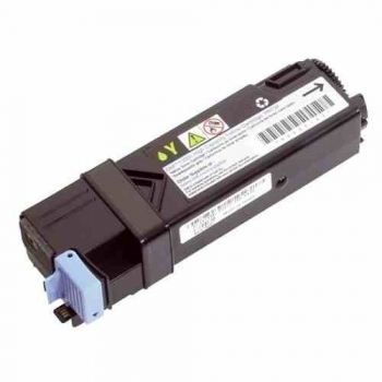 Cartus Toner Dell RY856 / 593-10264 Yellow 1000 Pagini for Dell 1320C, 2130CN, 2135CN RY856 / P239C