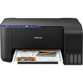 Multifunctional Inkjet Epson L3151 Color Format A4 Wi-Fi Panou Albastru C11CG86406