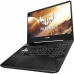 "LAPTOP GAMING ASUS TUF FX505DT-HN540 AMD RYZEN 7 3750H PANA LA 4.00 GHZ 15.6"" FULL HD 144HZ 16GB 512GB SSD NVIDIA GEFORCE GTX 1650 4GB FREE DOS STEALTH BLACK"