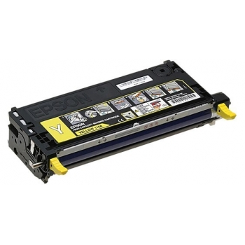 Cartus Toner Epson C13S051158 Yellow 6000 Pagini for Aculaser C2800DN, C2800DTN, C2800N