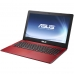 "Laptop Asus X550CA-XX195D Intel Celeron Ivy Bridge 1007U 1.5GHz 4GB DDR3 HDD 500GB Intel HD Graphics 15.6"" HD Red"