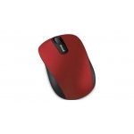 Mouse Microsoft Mobile 3600 Bluetooth BlueTrack Red PN7-00013