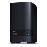 "HDD External WD My Cloud EX2 Ultra (3.5"", 0TB, Gigabit Ethernet, USB 3.0 x2)"