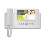 Post de interior Videointerfon Commax CAV-71B Monitor color Unitate memorie 64 imagini incorporata
