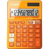 CANON LS123KOR CALCULATOR HAND 12 ORANGE