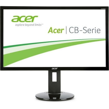 "Monitor LED IPS Acer 27"" CB270HUbmidpr 2560x1440 DVI HDMI DisplayPort UM.HB0EE.003"