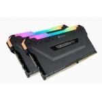 CORSAIR CMW16GX4M2C3200C16 Corsair Vengeance RGB PRO DDR4 16GB (2x8GB) 3200MHz CL16 1.35V XMP 2.0 Black