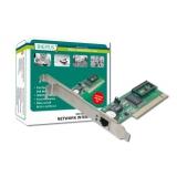 DIGITUS 10/100 Mbps Fast Ethernet PCI network card Realtek 8139D