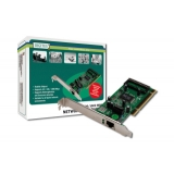 DIGITUS Gigabit Ethernet PCI card adapter, 32 Bit