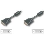 Cable DVI 24+1 dual link, 2m ASSMANN AK-320101-020-S