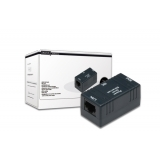 Passive supply PoE, 1xRJ45, 1xDC, 1xPoE